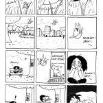 """Beitrag zur Ausgabe 6 des deutsch/franz. Comicmagazins """"Beton"""""""